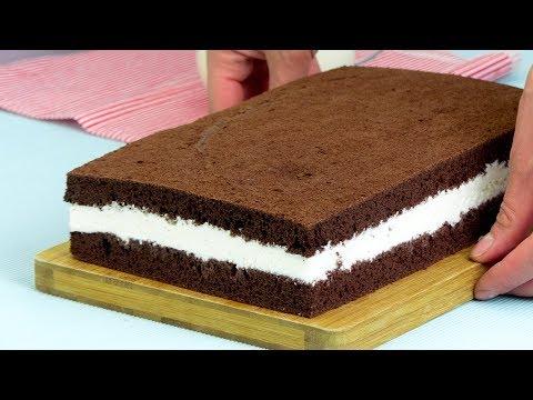 Una ricetta straordinaria di torta 'Kinder Delice': una vera delizia! | Saporito.TV