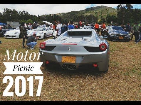 Los mejores carros de Colombia reunidos en un solo lugar - Motor Picnic 2017