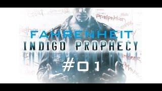 """Fahrenheit: Indigo Prophecy (Türkçe) 1. Bölüm """"Esrarengiz Olaylar"""""""