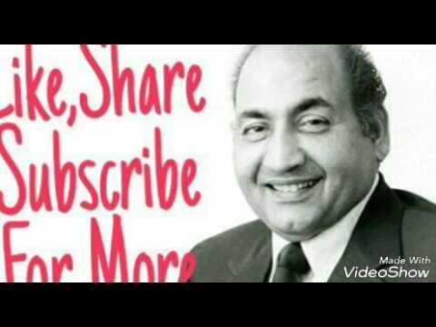 Tu Nahin Aur Sahi 1960 - Rafi - Bholay bhalay insaanon ka - Ravi.mp3