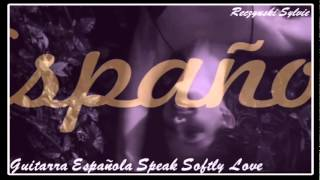 Guitarra Española Speak Softly Love (Parle plus bas Le Parrain)