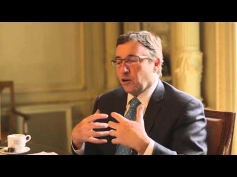 Achim Steiner on Environmental technologies and Green Economy