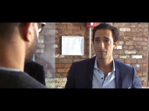 Bombay Sapphire Imagination Series with Adrien Brody and Geoffrey Fletcher