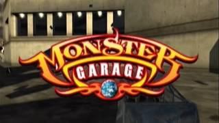 Monster Garage: Idle Screen Cinematic