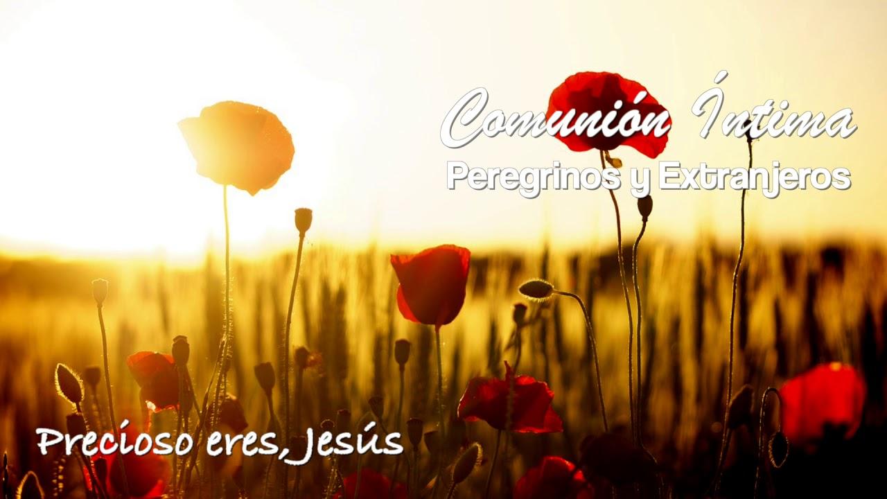Precioso eres, Jesús | Peregrinos y Extranjeros