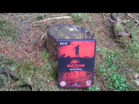 Dead Island Special Edition Unboxing (PC) ENGLISH