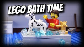 Lego Bath Time
