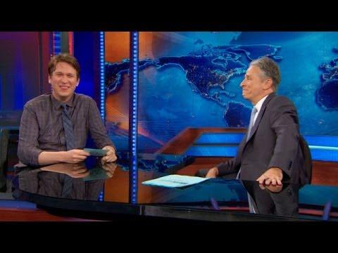Jon Stewart Gives Pete Hosting Advice