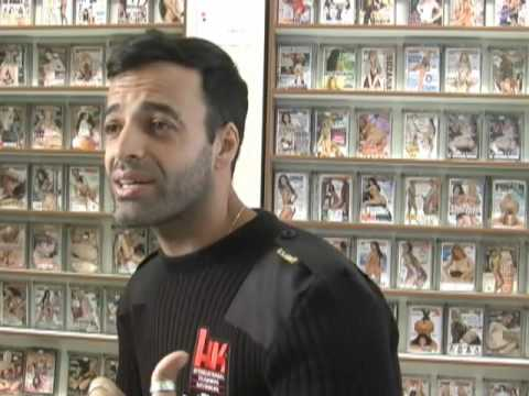 Ator Pornô Roger filmou com duas mil mulheres