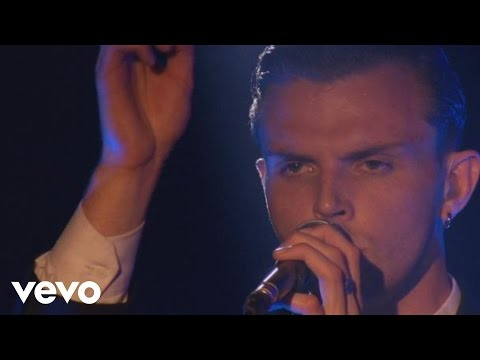 Hurts - Stay (Live At Dingwalls)