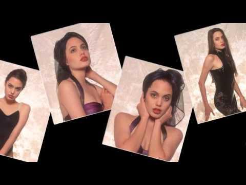 Анджелина Джоли в юности (16 лет)