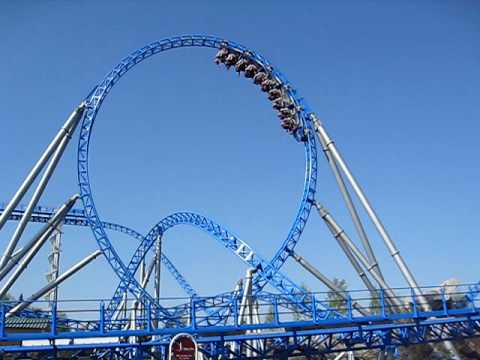 How To Stop Rust >> Blue Fire, Europapark Rust, Offride - YouTube