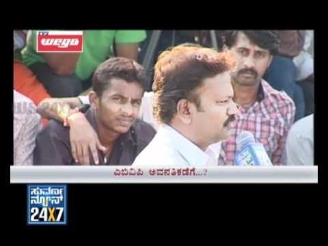 Seg 3 - Mega Fight - 17 Dec 11 - Youth against corruption - Suvarna News