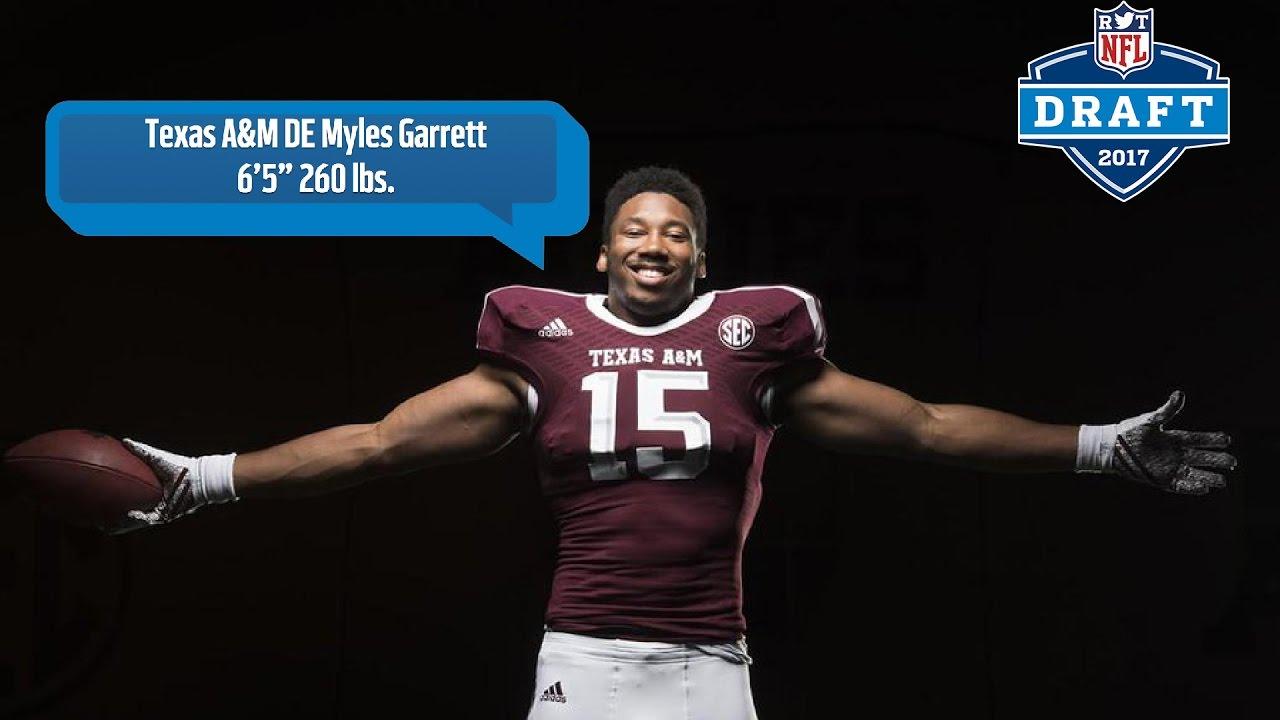 Myles Garrett NFL Jersey