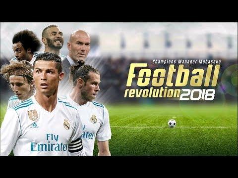 FOOTBALL REVOLUTION 2018 - Gameplay Walkthrough Part 1 (iOS, Android)