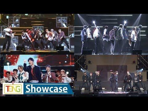 PENTAGON(펜타곤) 'Shine' &  'OFF-ROAD' Showcase Stage (쇼케이스, 빛나리, Positive, Hui, E'Dawn)