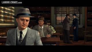 LA Noire - Walkthrough - Mission #17 - The Gas Man (5 Star)