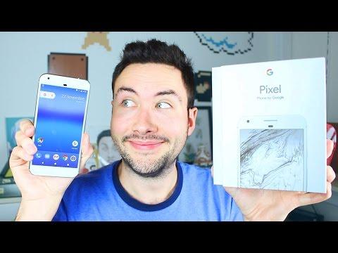 Smartphone Introuvable et Rare : Google Pixel XL ! (Unboxing)