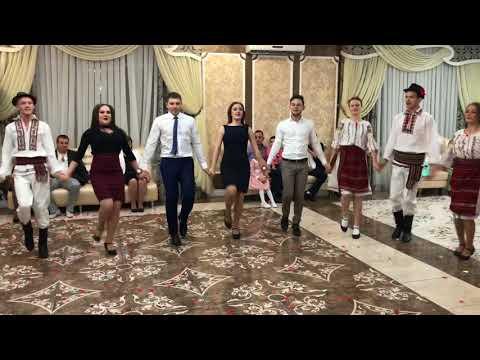 Nunta-Ansamblul Codrenii(Sarba si hora ca la sud)