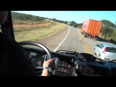 Rodovia BR-040 - Viagem de Brasília-DF a São Paulo-SP - 3a Parte