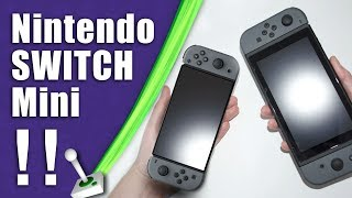Nintendo Switch MINI? / Pocket Switch - The Switch Files