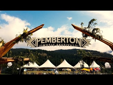 Most Beautiful Music Festival in the World (Pemberton Music Festival)