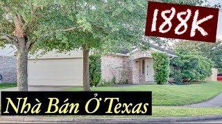 Nhà Rẻ Bán 188K Ở Texas- 188K Home Tour In Texas