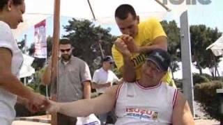 תחרות האיש החזק בישראל / The Strongest Israeli person Competition
