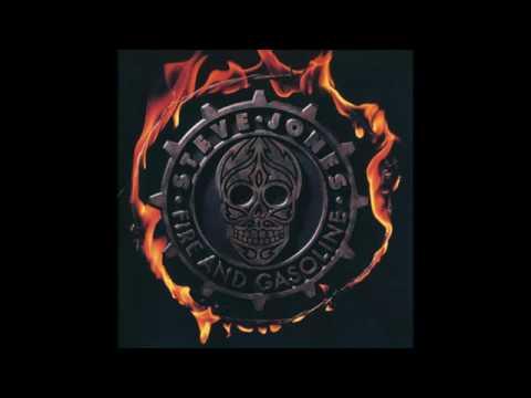 Steve Jones Fire And Gasoline 1989 full album