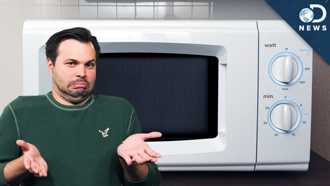How Do Microwaves Work Youtube
