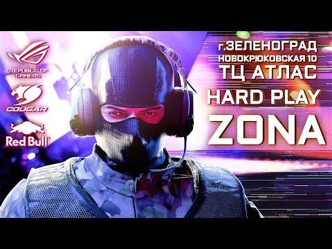 КОНЦЕРТ В ЧЕСТЬ ОТКРЫТИЯ HARD PLAY ZONA . TOP HALL