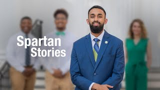 Spartan Stories | Adib Kapasi