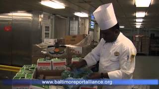Galley and Bridge operations on a Cruise Ship