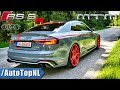 Audi RS5 R MTM 575HP | Exhaust SOUND REVS & ONBOARD by AutoTopNL