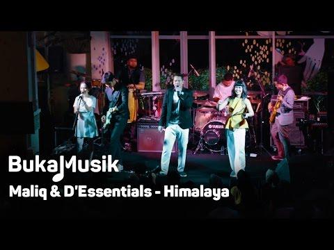 BukaMusik: Maliq & D'Essentials - Himalaya
