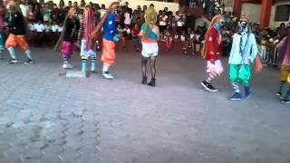 Danza de los chivos de quechultenango del 5 de may
