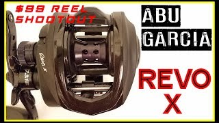 $99 REEL SHOOTOUT 4TH CONTESTANT: ABU GARCIA REVO X