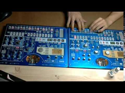 KORG EMX-1 虹(電気グルーヴ) REMIX BPM130 10min
