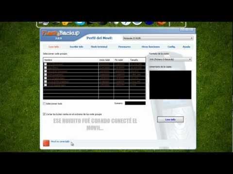 motorola i786 nextel software