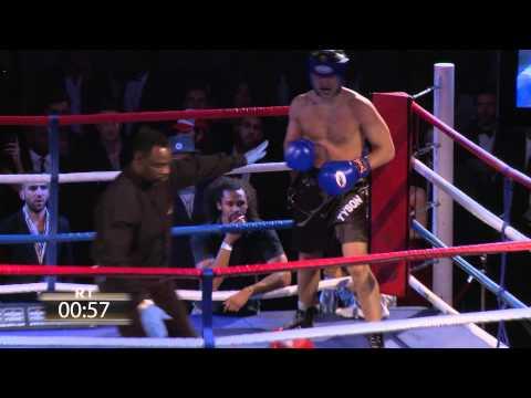 Charity Boxing Event: Hom Malass vs Jordan Rocca [Pound For Pound London 2012]
