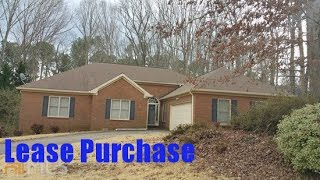 Rent to Own, Owner Financing Snellville GA