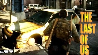 The Last of Us Demo Gameplay (2013) PS3 Exclusive