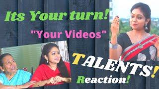 Your Videos | Your Turn | Reaction | Meghnaz StudioBox