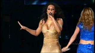 Spice Girls - Wannabe (Live @ The Return of The Spice Girls Tour Ne...