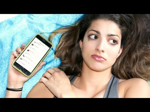Thumbnail: Girlfriend Swaps Phone With BOYFRIEND For Day!