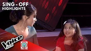 Yshara Cepeda - Team Sarah Mentoring Session | The Voice Kids Philippines 2019