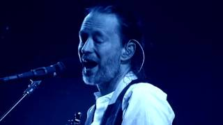 Radiohead - Decks Dark - Paris Zenith 2016, 24 mai nouveau Lp A Moo...