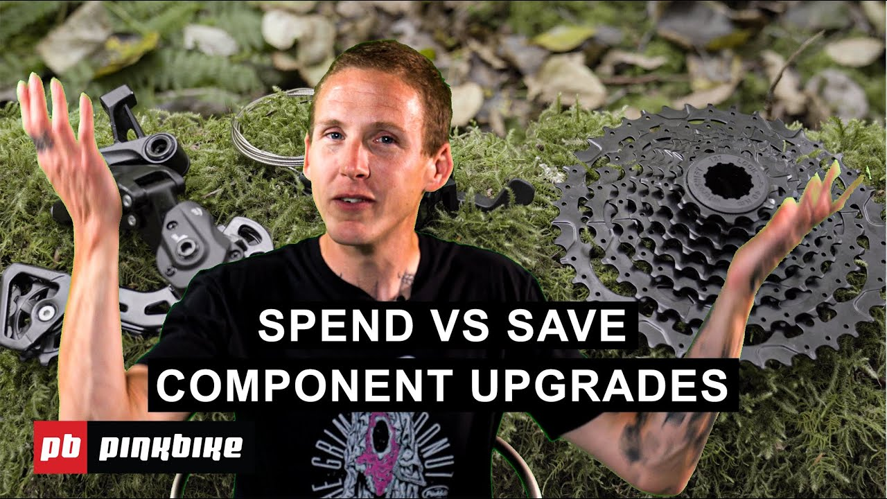 Upgrading Components on Your Bike | Where to Spend and Where to Save