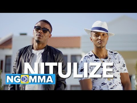 Brown Mauzo ft Alikiba - Nitulize (Official Video)