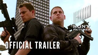 22 Jump Street - Official Green Band Trailer
